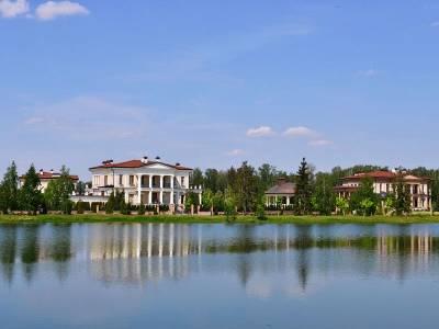 Коттеджный поселок Резиденции Монолит - на topriga.ru