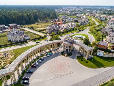 Коттеджный поселок Ренессанс парк - на topriga.ru
