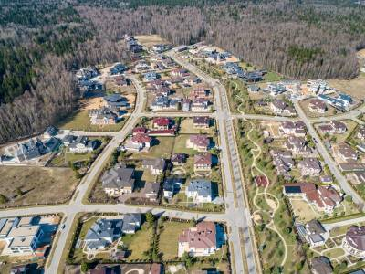 Коттеджный поселок Madison Park - на topriga.ru