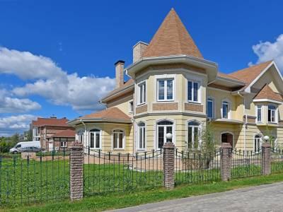 Дом 10443 в поселке Княжье Озеро - на topriga.ru
