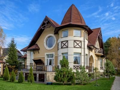 Дом 10852 в поселке Третья Охота - на topriga.ru