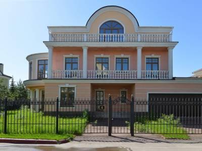 Дом 11997 в поселке Новахово - на topriga.ru