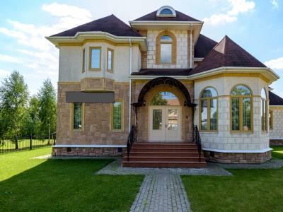 Дом 13980 в поселке Княжье Озеро - на topriga.ru