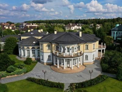 Дом 16104 в поселке Гринфилд - на topriga.ru