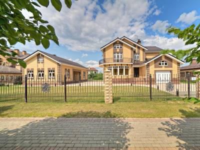 Дом 16162 в поселке Гринфилд - на topriga.ru