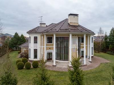 Дом 16204 в поселке Гринфилд - на topriga.ru
