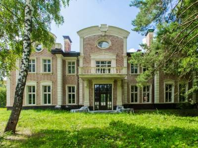 Дом 16847 в поселке Резиденции Бенилюкс - на topriga.ru