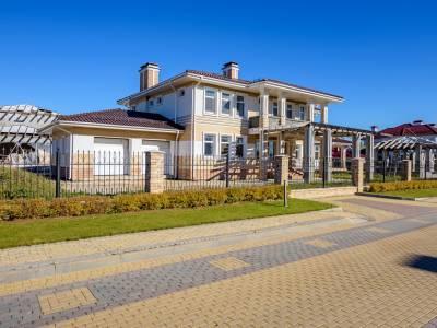 Дом 18117 в поселке Монтевиль - на topriga.ru