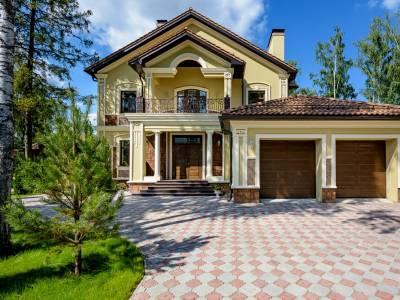Дом 19312 в поселке Монтевиль - на topriga.ru