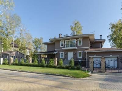 Дом 19336 в поселке Монтевиль - на topriga.ru