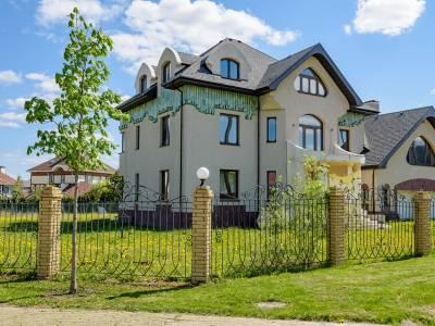 Дом 19886 в поселке Княжье Озеро - на topriga.ru