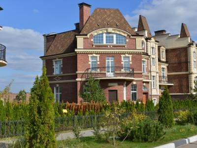 Таунхаус 20299 в поселке Ильинка - на topriga.ru