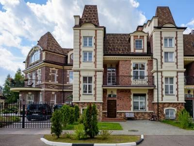 Таунхаус 20344 в поселке Ильинка - на topriga.ru