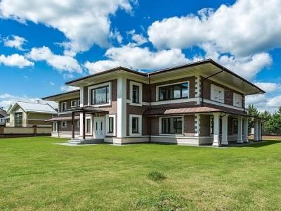 Дом 21221 в поселке Азарово (Лесное Лапино) - на topriga.ru