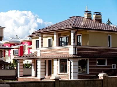 Дом 21236 в поселке Азарово (Лесное Лапино) - на topriga.ru