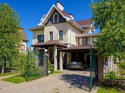 Дом 21512 в поселке Княжье Озеро - на topriga.ru