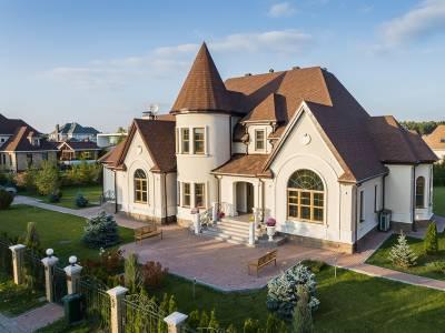 Дом 25911 в поселке Княжье Озеро - на topriga.ru