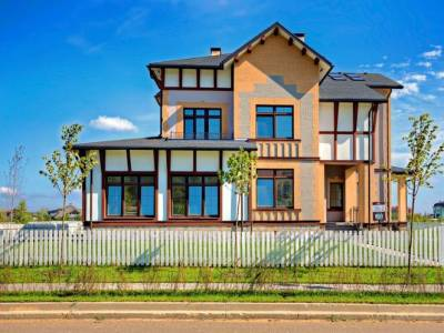 Дом 37233 в поселке Онегино - на topriga.ru