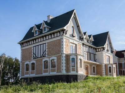 Дом 38580 в поселке Княжье Озеро - на topriga.ru