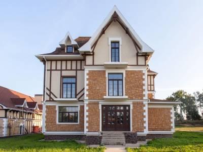 Дом 38581 в поселке Княжье Озеро - на topriga.ru
