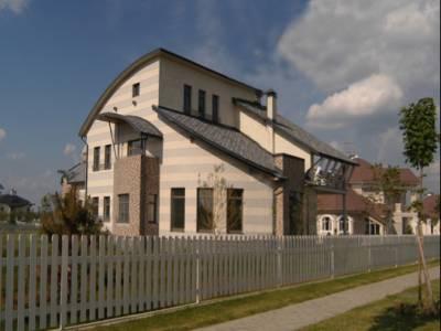 Дом 39360 в поселке Резиденции Бенилюкс - на topriga.ru