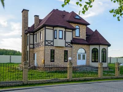 Дом 39702 в поселке Княжье Озеро - на topriga.ru