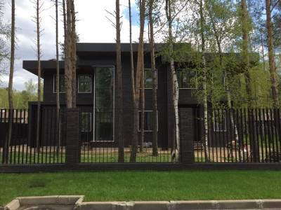 Дом 40459 в поселке Никольская слобода - на topriga.ru