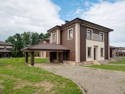 Дом 40751 в поселке Петрово-Дальнее - на topriga.ru