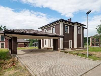 Дом 40754 в поселке Петрово-Дальнее - на topriga.ru