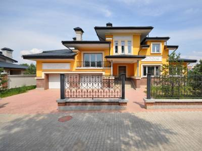 Дом 40810 в поселке Азарово (Лесное Лапино) - на topriga.ru
