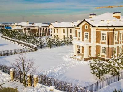 Дом 44605 в поселке Ренессанс парк - на topriga.ru
