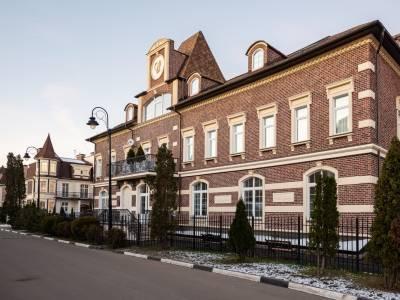 Дом 46923 в поселке Ильинка - на topriga.ru