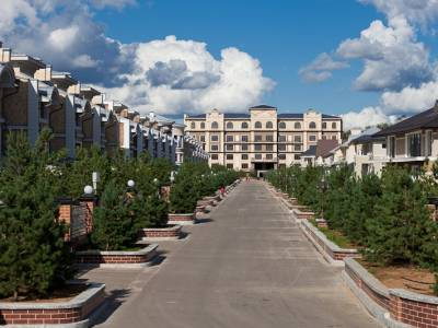 Квартира 49126 в поселке Азарово (Лесное Лапино) - на topriga.ru