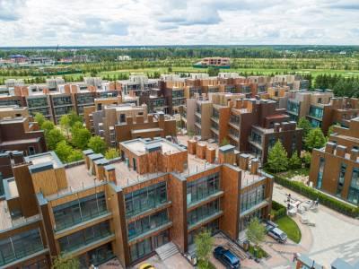 Таунхаус 51441 в поселке Futuro park - на topriga.ru