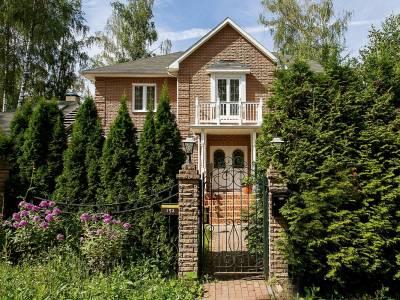 Дом 7183 в поселке Княжье Озеро - на topriga.ru
