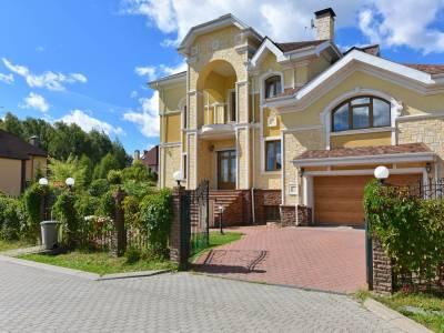 Дом 7380 в поселке Княжье Озеро - на topriga.ru